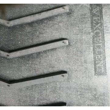 Лента на зернометатель ЗМ-60 (наклонное ребро)  400-4-2560мм.