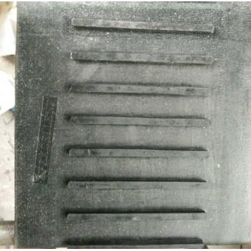Лента зернометателя ЗМ-60 (прямое ребро)  400-4-2560мм.