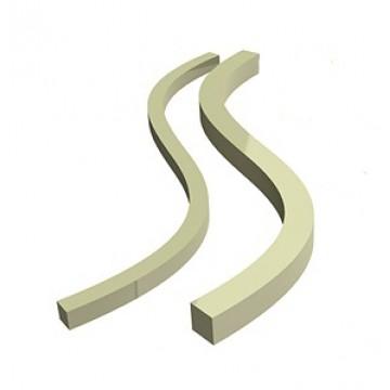 Шнур Вакуумный резиновый квадратный ТУ 38.105.108-76