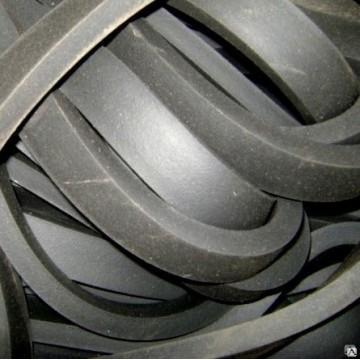 Шнур МБС  резиновый квадратный ТУ-У 22.1-00152135-156