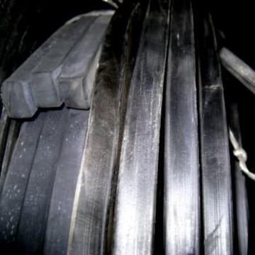 Шнур АМС (атмосферо-маслостойкий) резиновый прямоугольный ТУ-У 22.1-00152135-156
