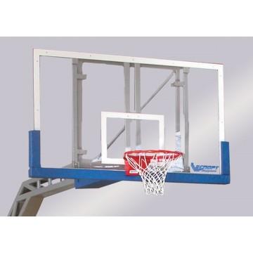 Баскетбольный щит из поликарбоната (ударопрочное оргстекло)