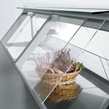 Шторки в холодильную камеру из оргстекла (акрила)