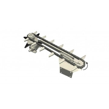 Цепь ПСП-19,05 (мисовий) (60-1CPEL8x96L) (CT Chain)