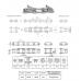 Цепь ТРД-38,0-4000-2-2-6-6 L=4,75 м (125 L) (CT Chain)