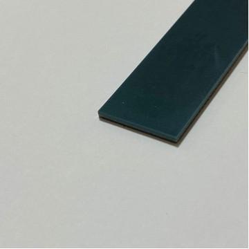 Лента ПВХ 2мм (зеленая) транспортерная