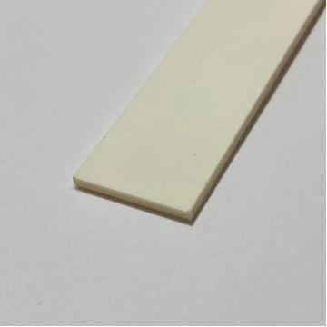 Лента ПВХ 4мм (белая). Пищевая транспортерная.