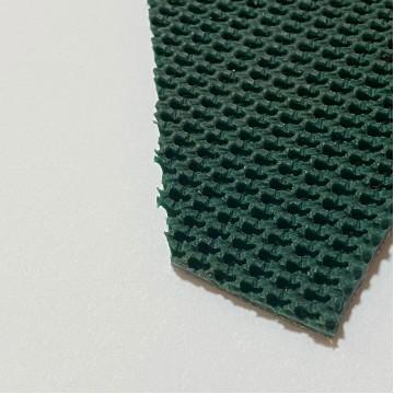 Лента ПВХ 5,4мм (зеленая) Supergrip. Деревообработка. Транспортировка ящиков