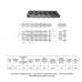 Цепь 12B-2 L=5,0 м (AR12B2x5M) (Renold AS)